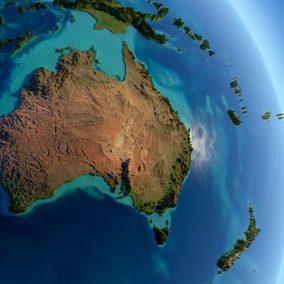 Australia & New Zealand, Global Support
